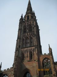 Dome of Coventry Cathedral 3