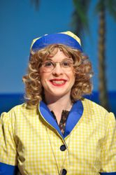 Abigail Finley as Peggy