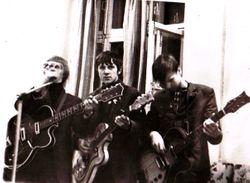 My First Band, Minsk, Belarus, 1971