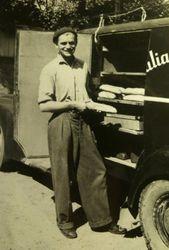 Julia Lundgrens konditori 1951