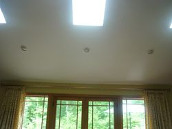 Placement and Install of Recessed Lights