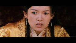 Hong Kong Star Zhang Ziyi