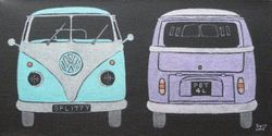 Petal and Splitty SOLD