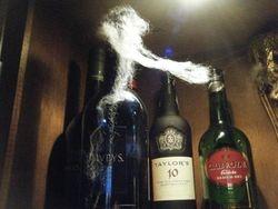 Potions Shelf