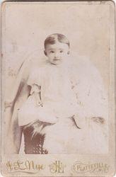 J. L. Nye of Platteville, Wisconsin