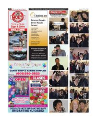 The Society Page en Espanol - GABY'S LOLLIPOpS / MOE AUTO SALES / OPTIMUM