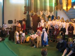 7:30 PM Christmas Eve Mass at MI, 2007
