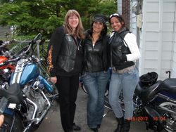 Becky, Evlyn, Rachel