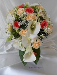 Teardrop Bouquet   #B57