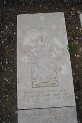 Pte. 53372 WILLIAM SMITH, 2nd 9th Bn.