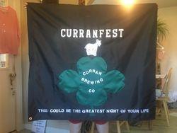 Curranfest Flag