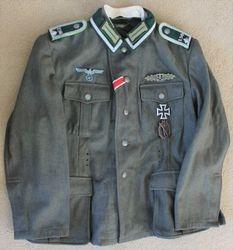 Panzergrenadier of Regiment 156: