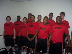 Boys Basketball 2010