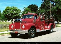 1956 Mack B 85