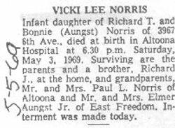 Norris, Vicki L. 1969