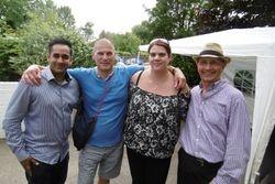Sanjay Bagga, Johnny Kidd, Lyndsey Mason & David Franklin