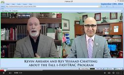 Kevin and Key Video Chat September 19th, 2014