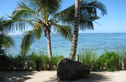 Moana Sands beach front