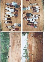 Phase 1- Land breaking ceremony