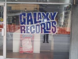 Galaxy Records in Manchester Street