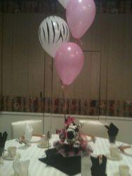 Zebra 1st B-Day