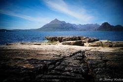 Coast of Elgol - Isle of Skye
