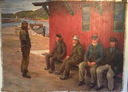 Einar Bager 1911