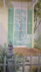 Porch Swing, NOLA