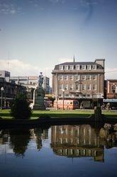 Victoria Square Christchurch 1955