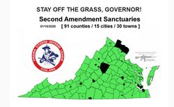 Gun Control-Virginia 2 Amendment Sanctuary Cities Counties and Townsl 01-21-20