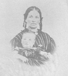 Mrs. Josephine Reisinger before 1860