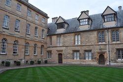 Trinity College 2, Oxford