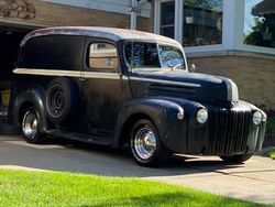 9.46 Ford panel truck