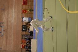 Ignacio, su 1era competición