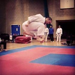 Ash Kanku sho jump