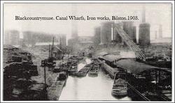 Bilston Canal.