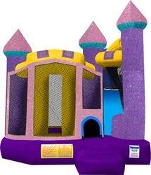Backyard Pink Castle Combo $170.00+ tax
