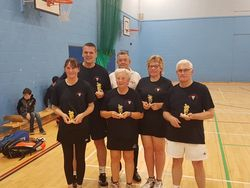 Dobinson Trophy Runners Up