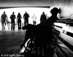 Tunnel Bench