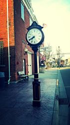 Lewisburg Town Clock