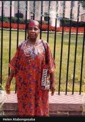 Mama in Washington DC