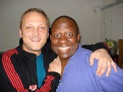 The Two David Bensons!
