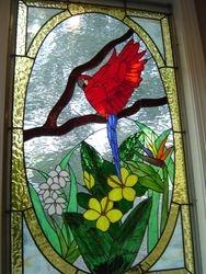 Emerson's Red Bird