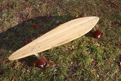 Shorter Longboard