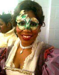 "Backstage in ""Un ballo in maschera"""