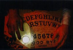 The infamous Ouija board