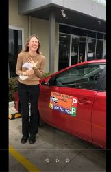 Deer Park VicRoads Pass First Time !! Well Done Alana | Heidelberg | Greensborough | Eltham North