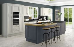 COLONIAL HADDINGTON STORM GREY & ANTHRACITE PAINTED