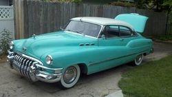 50.50 Buick Super: