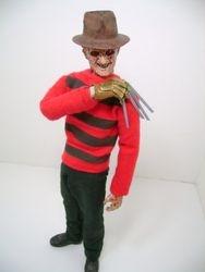 Custom Freddy Krueger-Nightmare on Elm St.
